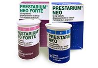 Prestarium Neo 5 mg tablety dispergovatelné v ústech / Prestarium Neo Forte 10 mg tablety dispergovatelné v ústech